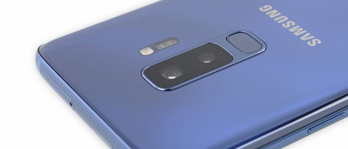 Come abbassare tendina notifiche swipe Samsung Galaxy S9