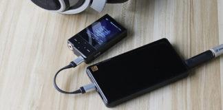 Hidizs DH1000 amplificatore portatile Kickstarter