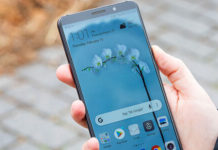 Huawei Mate 11 lettore di impronte in-display