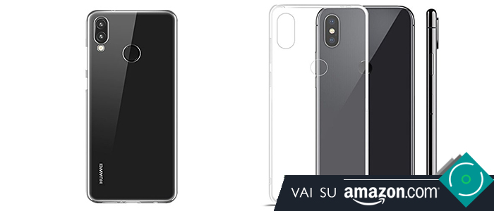 Huawei P20 Lite migliori cover custodie Amazon
