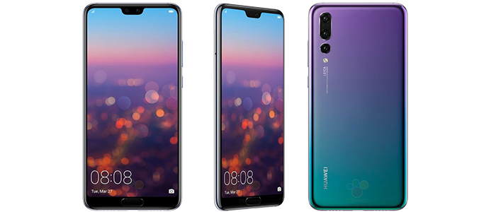 Huawei P20 sample fotografici
