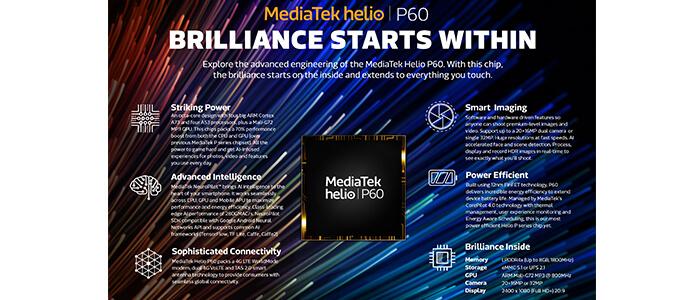 OPPO R15 MediaTek Helio P60 rumor