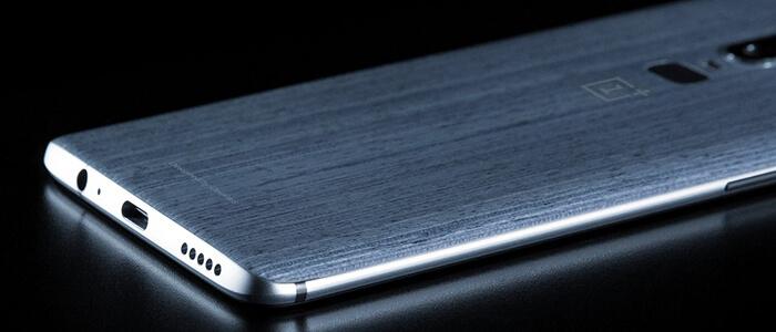 OnePlus 6 notch Carl Pei