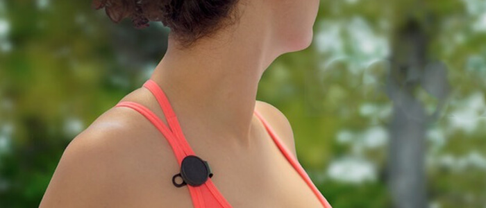 QSun wearable tracker Kickstarter