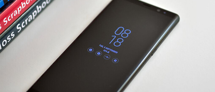 Samsung Galaxy Note 8 Android Oreo screenshot