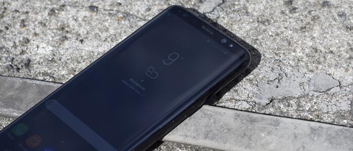 Samsung Galaxy S8 e S8+ patch marzo