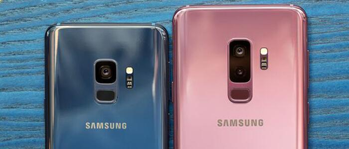 Samsung Galaxy S9 cose da sapere slot schede SD