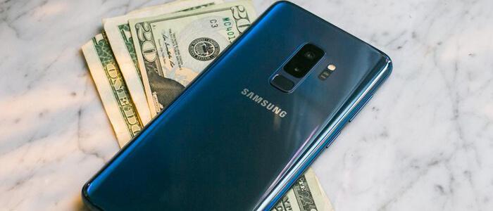Prezzo Samsung galaxy S8 e Galaxy S9
