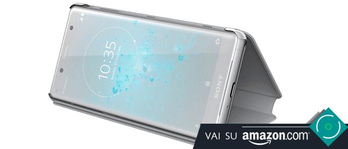 Sony Xperia XZ2 Compact migliori cover custodie Amazon