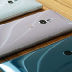 Sony nuovo smartphone top bezel-less 4K