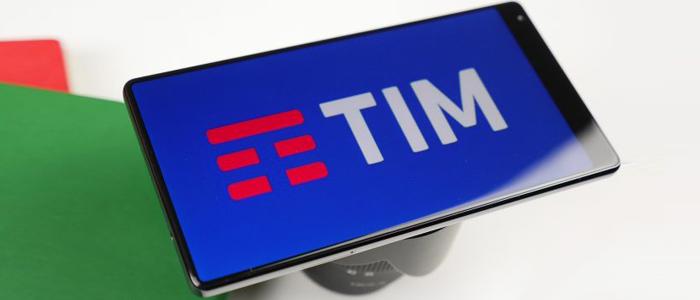 TIM smartphone