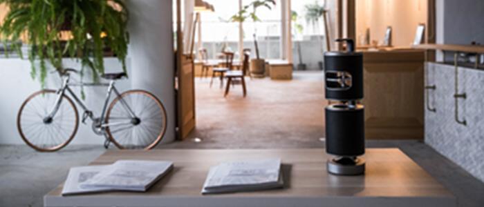 UPstage 360 speaker smart Kickstarter