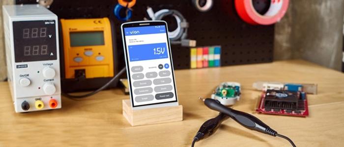 Vion multimetro smart Kickstarter