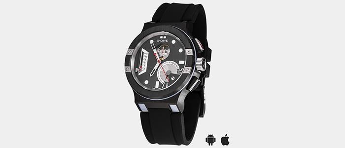 X-ONE H1 smartwatch meccanico Kickstarter