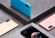 Xiaomi Redmi Note 5 Cina
