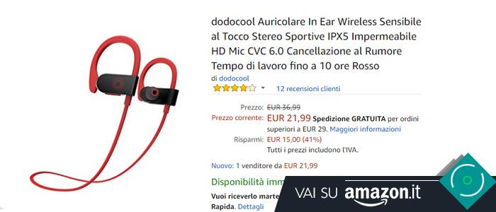 Prezzo Amazon Dodocool DA156