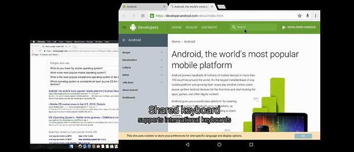 7 metodi app controllare Android da PC