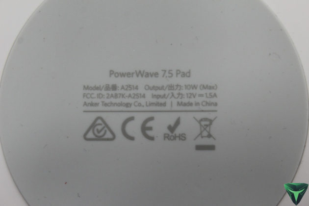 Anker PowerWave 7.5 Pad recensione