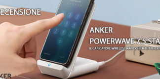 Anker PowerWave 7.5 Stand recensione