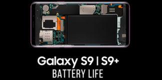 Come aumentare durata batteria Samsung Galaxy S9
