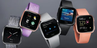 Come cambiare personalizzare quadrante Fitbit Versa