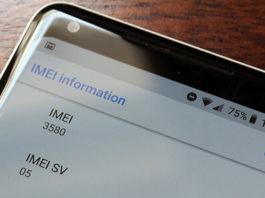 Come indentificare codice IMEI smartphone Android