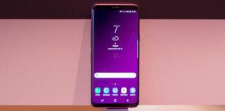 Come trasformare smartphone in Samsung Galaxy S9