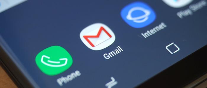 Gmail spam posta inviata