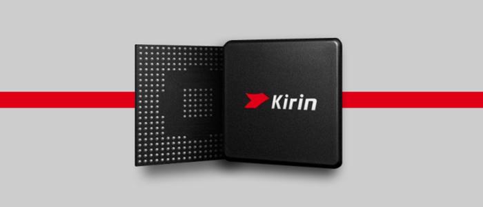 Huawei processori Kirin