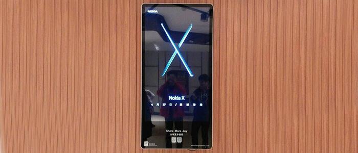 Nokia X 27 aprile