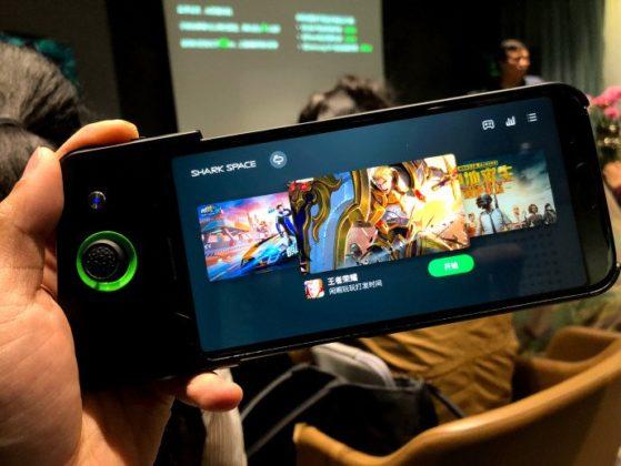 Xiaomi Black Shark Gaming Phone ufficiale