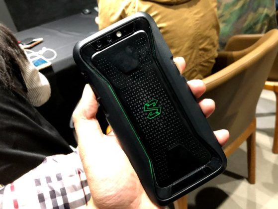 Xiaomi Black Shark Gaming Phone ufficiale