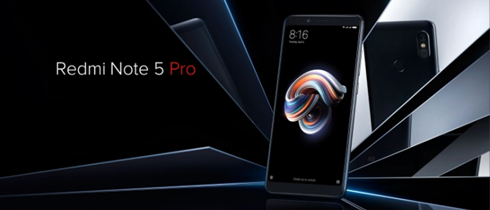 Xiaomi Redmi Note 5 Pro Android 8.1 Oreo