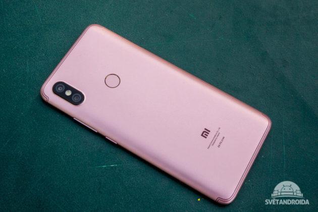 Xiaomi Redmi S2 foto Repubblica Ceca