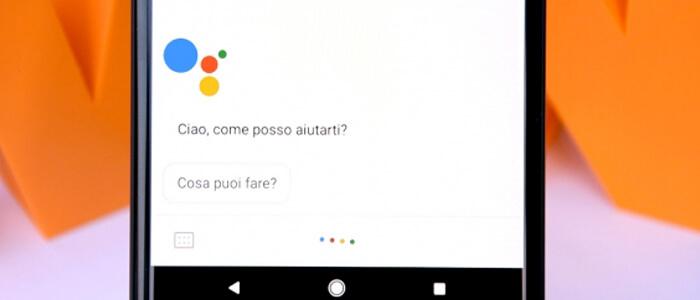 Google Assistant aiuto