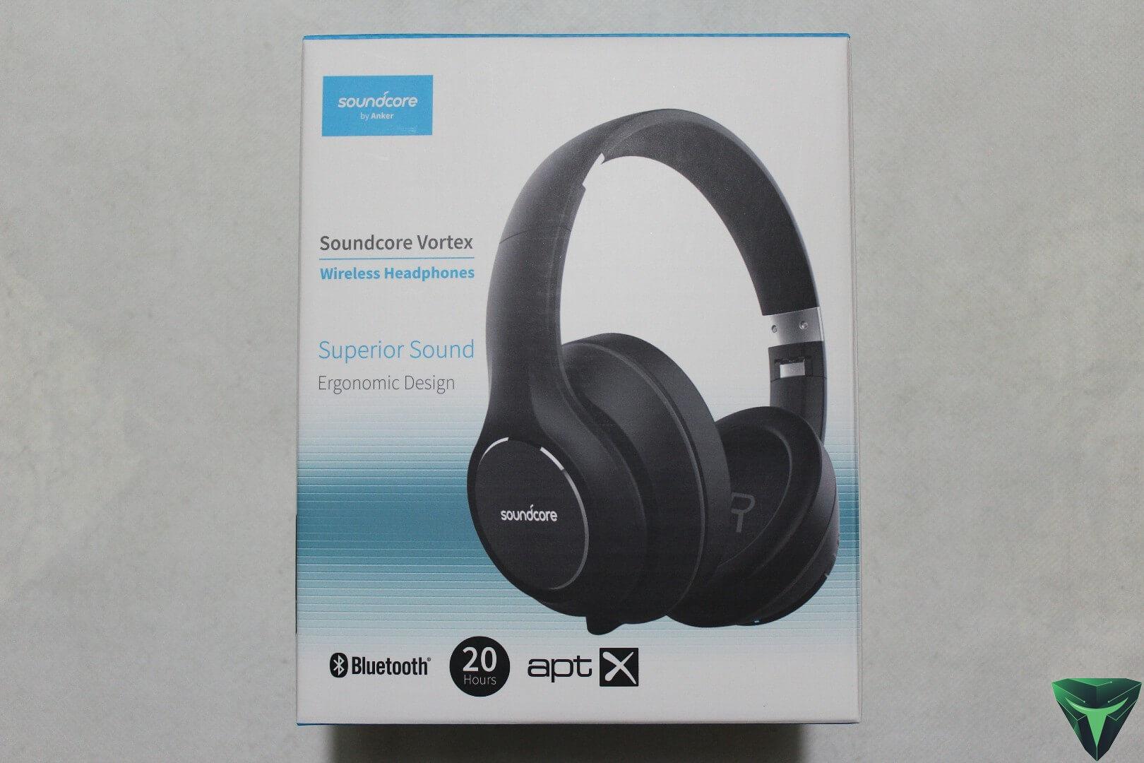 SoundCore Vortex  le cuffie Bluetooth super comode e di qualità 161b24209a57