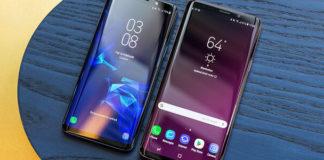 Come forzare riavvio Samsung Galaxy S9
