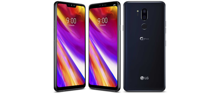 Come impostare blocco schermo impronte digitali LG G7 ThinQ