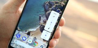 Come modificare volume suoneria Android P