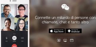Come utilizzare WeChat Android