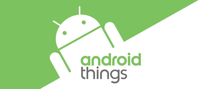 Google Android Things 1.0 IoT