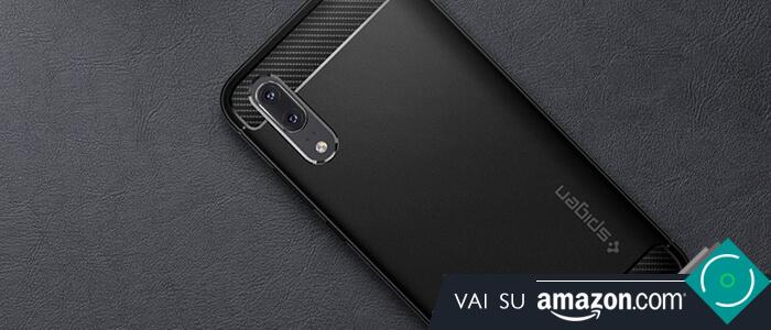 Huawei P20 migliori cover custodie Amazon