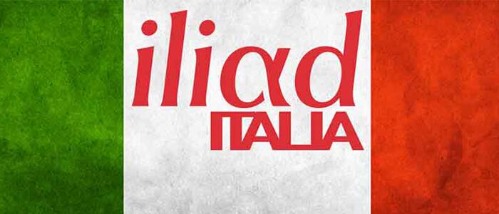 Iliad ufficiale Italia