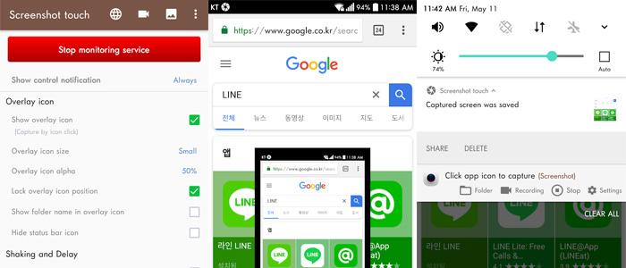 Migliori app per catturare screenshot