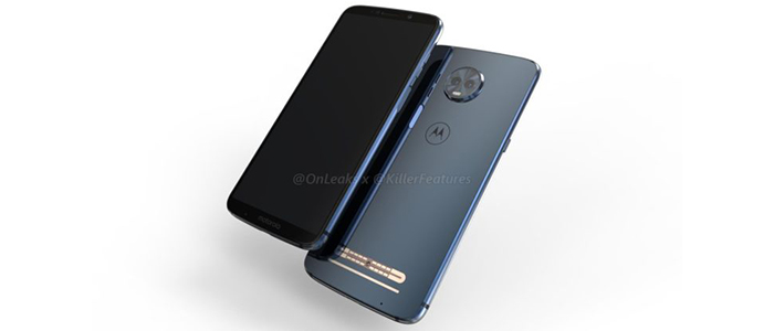 Motorola Moto Z3 Play specifiche