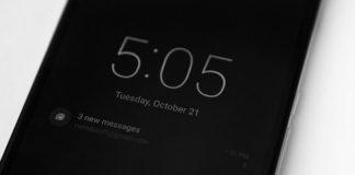 OnePlus 6 Always-on Ambient Display
