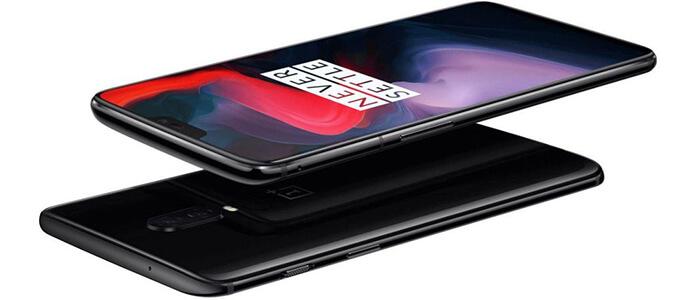 OnePlus 6 ricarica wireless