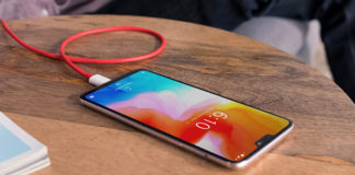 OnePlus 6 ricarica wireless