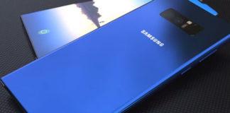 Samsung Galaxy Note 9 certificazione Cina