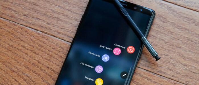 Samsung Galaxy Note 9 variante top rumor
